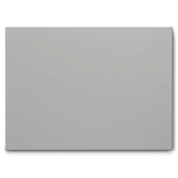 "Akustikbild ""Medium Grey"", 72x52 cm"