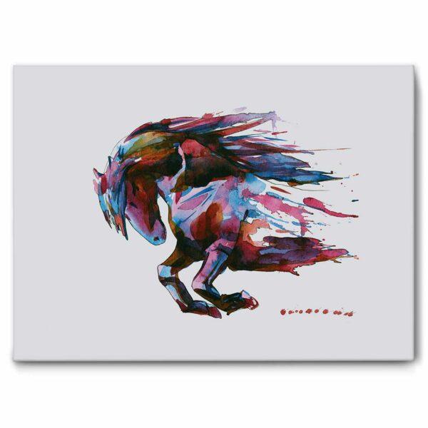 Akustikbild Pferd - Akustikbilder mit Motiv