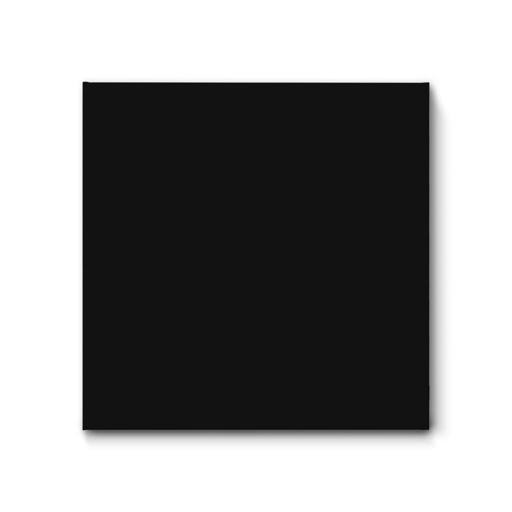 qualit ts akustikbild schwarz in vielen gr en bis 220x120 cm. Black Bedroom Furniture Sets. Home Design Ideas