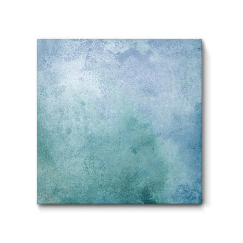 Winterdeko mit Akustikbildern - Into The Sea