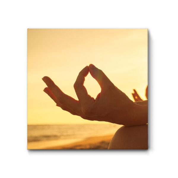 Akustikbild für Yoga Räume
