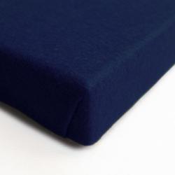Akustikbild in Nachtblau (Filz)
