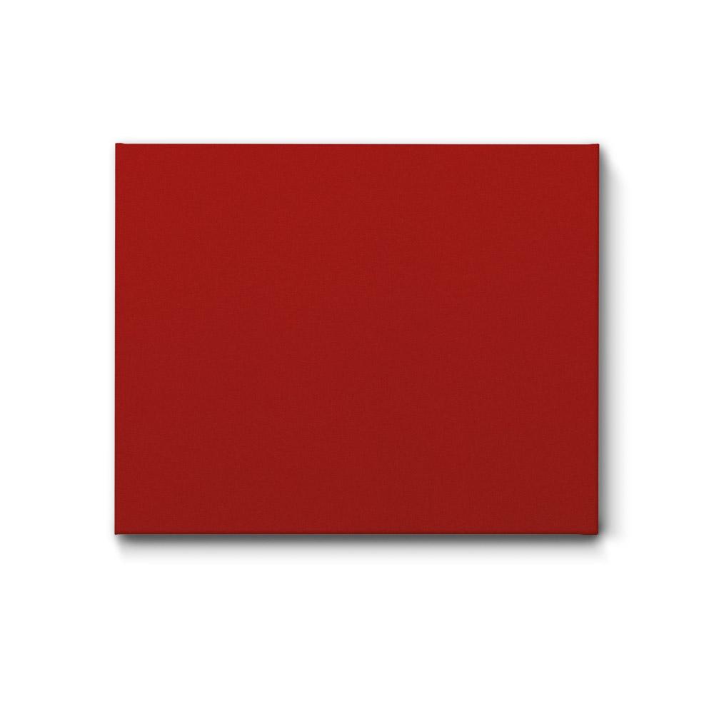 warmes rot filz die akustikbild manufaktur. Black Bedroom Furniture Sets. Home Design Ideas