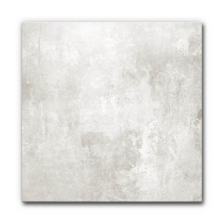 Winterdeko mit Akustikbild Warm Silver