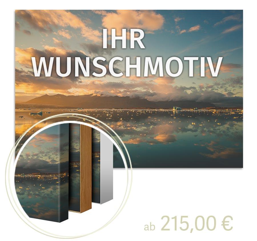 Wunschmotiv-Akustikbild