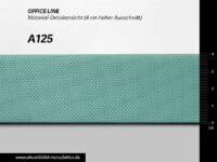 Office Line Türkis (Nr A-125)
