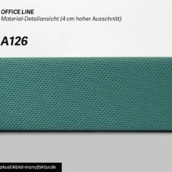 Office Line Türkis Dunkel (Nr A-26)
