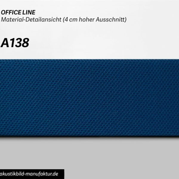 Office Line Königsblau (Nr A-38)