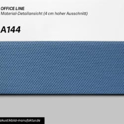 Office Line Mittelblau (Nr A-44)