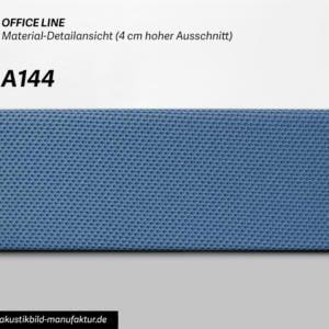 Office Line Mittelblau (Nr A-144)