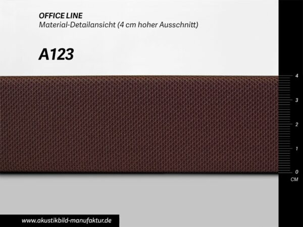 Office Line Brombeerbraun (Nr A-23)