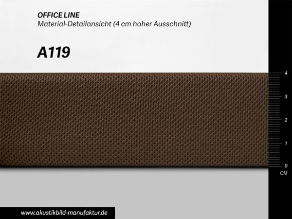 Office Line Braun (Nr A-119)