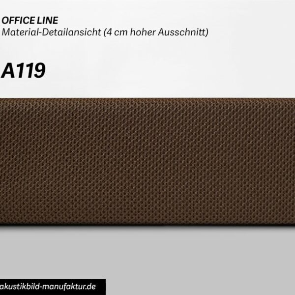 Office Line Braun (Nr A-19)