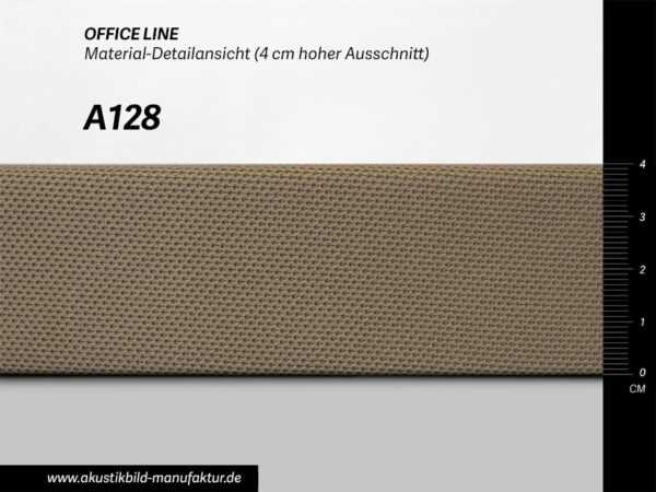 Office Line Taupe Dunkel (Nr A-128)