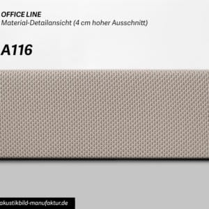 Office Line Hellgrau (Nr A-116)