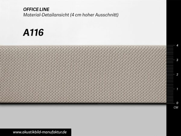 Office Line Hellgrau (Nr A-16)
