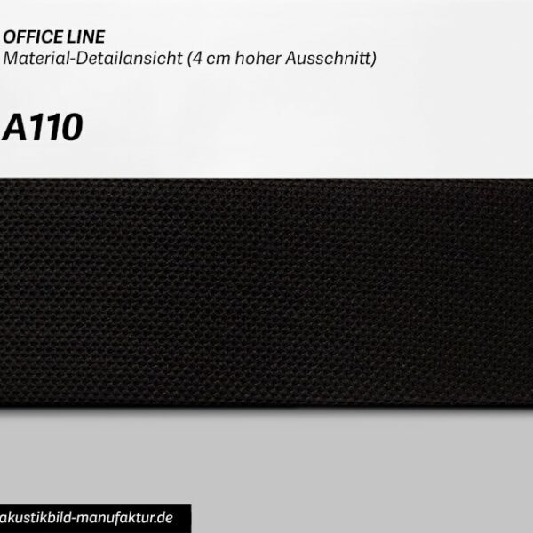 Office Line Schwarz (Nr A-10)