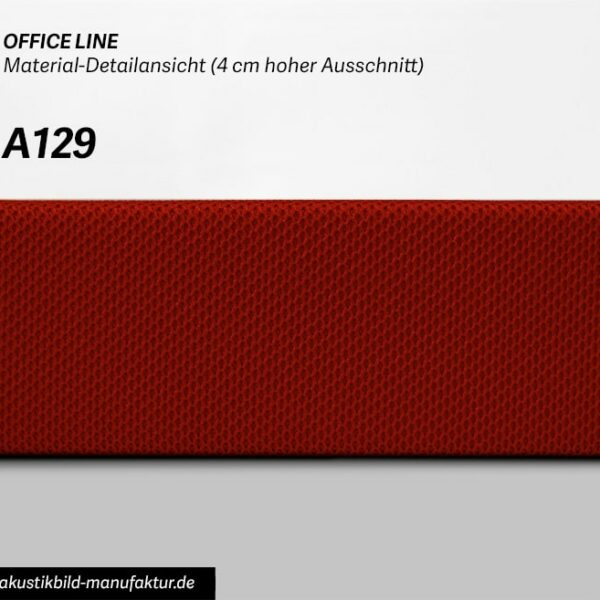 Office Line Karminrot (Nr A-29)