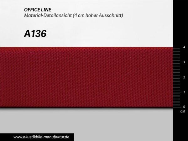 Office Line Kirschrot (Nr A-136)