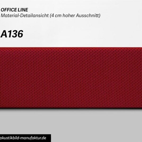 Office Line Kirschrot (Nr A-36)