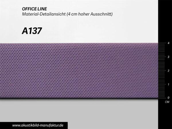 Office Line Violett (Nr A-137)