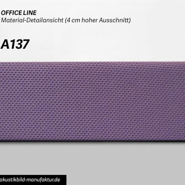 Office Line Violett (Nr A-37)