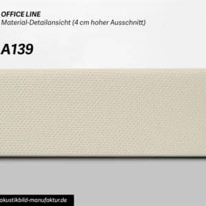 Office Line Cremeweiß (Nr A-139)