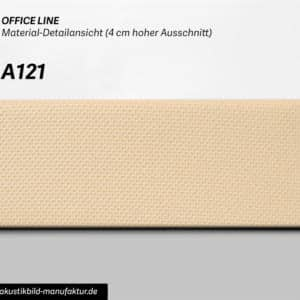 Office Line Apricot White (Nr A-121)