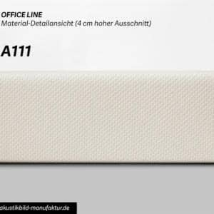 Office Line Weiß (Nr A-111)