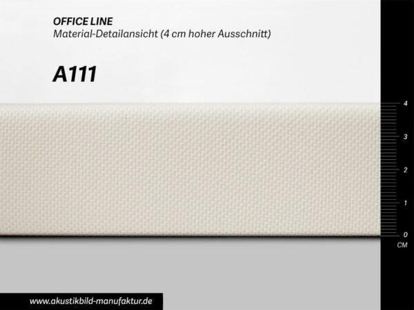 Office Line Weiß (Nr A-111)