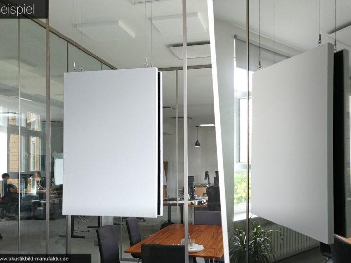 5 Tipps für eine gute Akustik im Besprechungsraum – Hilfe bei Glaswand, wenig Platz & Co.
