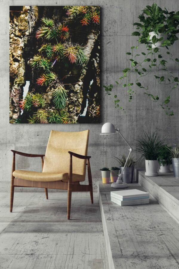 Vertical Garden für eine gute Raumakustik gegen Hall und Lärm