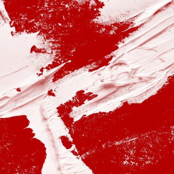 Akustibild Red 3 Detailansicht Motiv