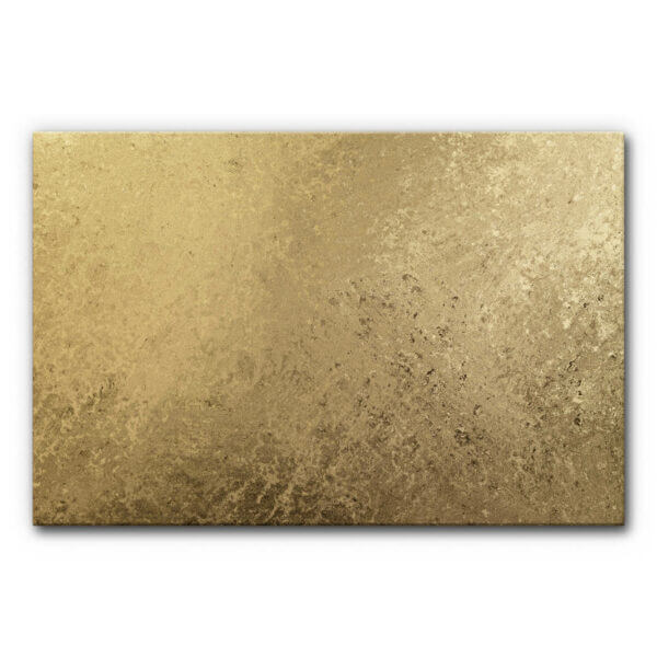 Akustikbilder Metall: Motiv Gold II