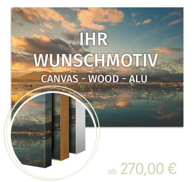 Wunschmotiv Akustikbilder kaufen