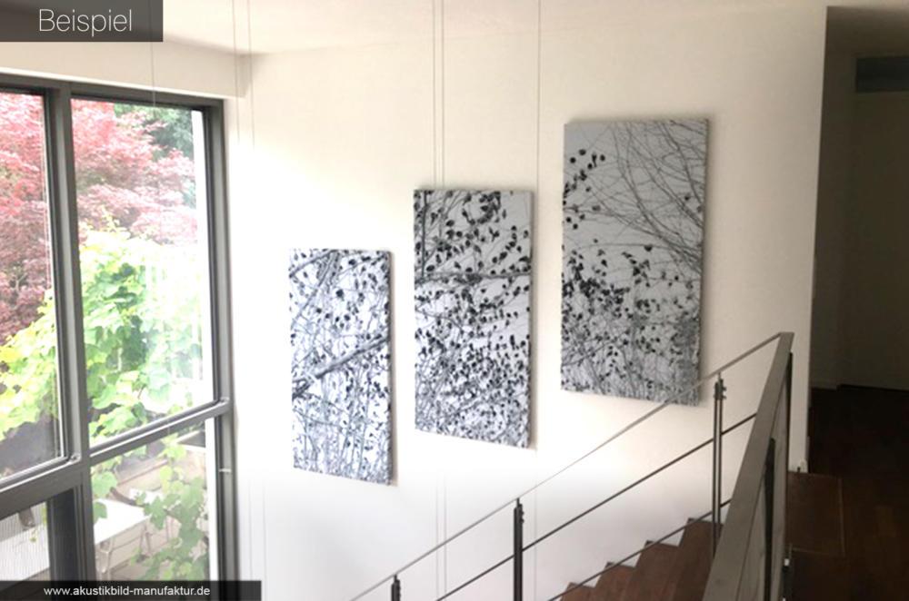Motiv Akustikbild im Loft