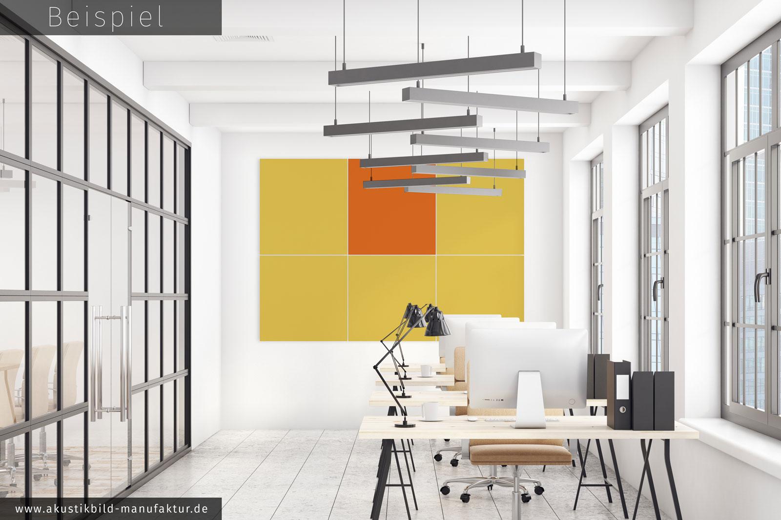 schallschutz bilder bringen eine gute raumakustik in b ros und wohnungen. Black Bedroom Furniture Sets. Home Design Ideas