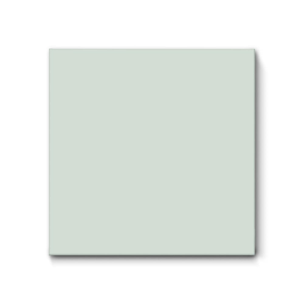 einfarbige akustikbilder schallschutz bilder mint hell quadratisch die akustikbild manufaktur. Black Bedroom Furniture Sets. Home Design Ideas