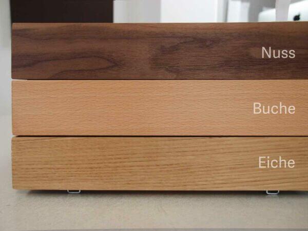 Schallschutz Akustikbilder mit Echt Holzrahmen