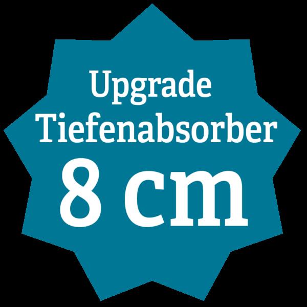 Upgrade Akustikbild Tiefenabsorber
