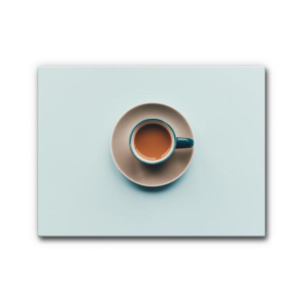 Akustikbild Kaffeepause