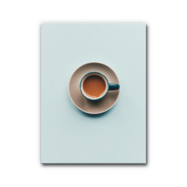 Akkustikbild Kaffeepause
