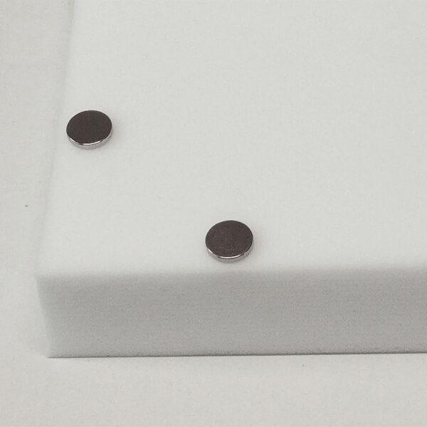 Schallschutzplatte mit Magneten