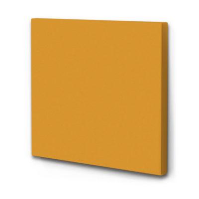 Schallschutzelement Akustikbild Gold