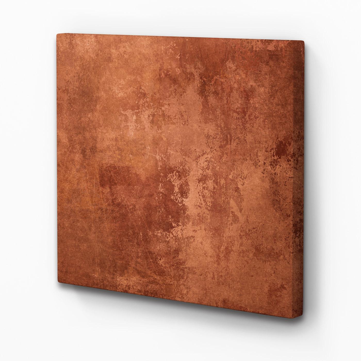 Metall Effekt Wandfarbe Kupfer: Hochwertiges Akustikbild Gold Traum Mit 20% Seidenanteil