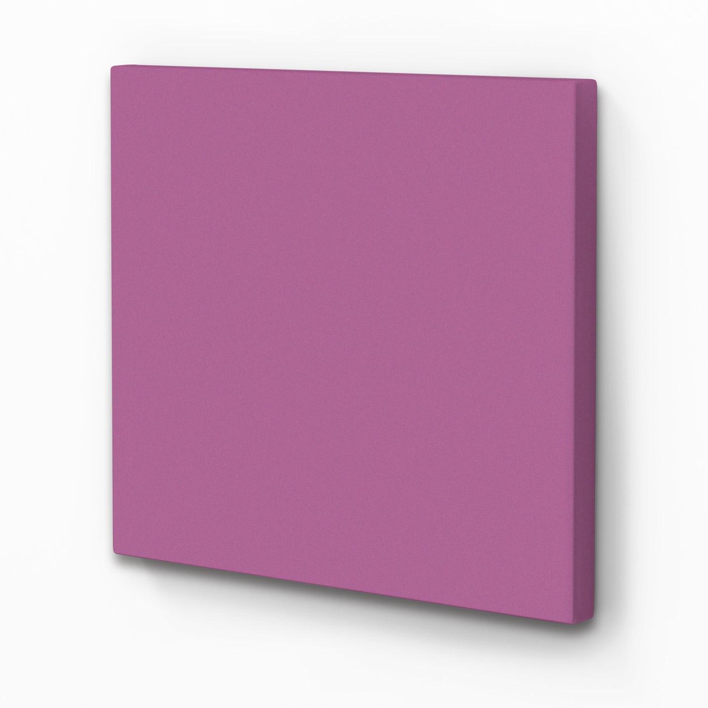 raumakustik verbessern schallabsorber akustikbild lavendel. Black Bedroom Furniture Sets. Home Design Ideas