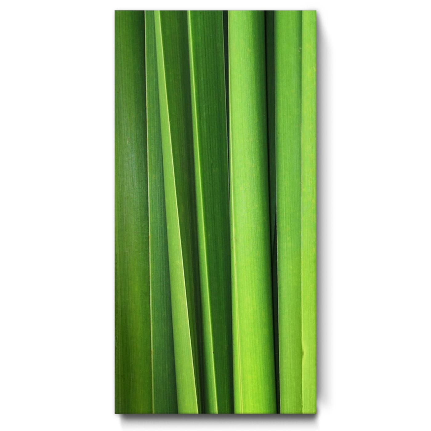 Akustikbild bambus die akustikbild manufaktur - Wandbild hochformat ...