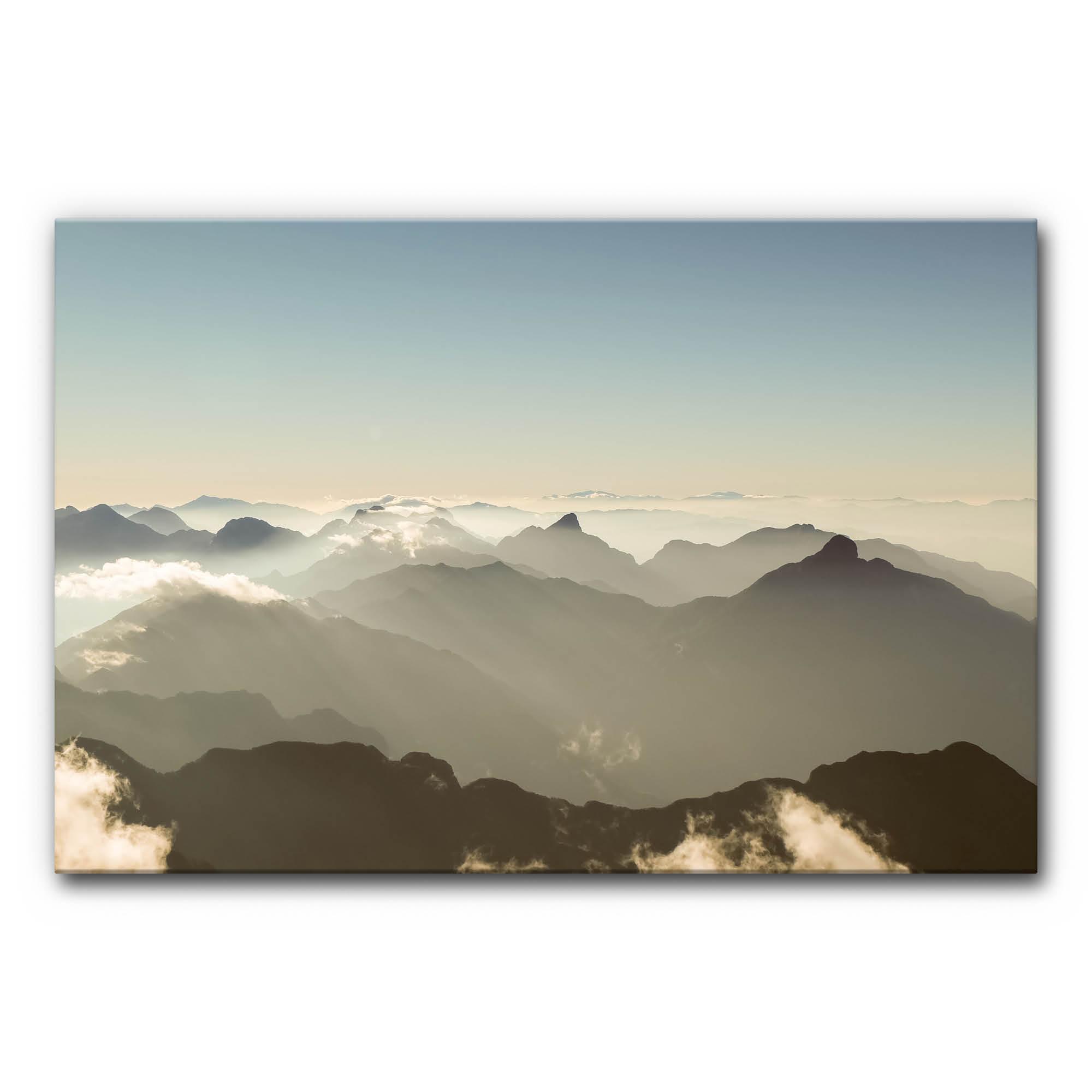 Akustikbild Berge