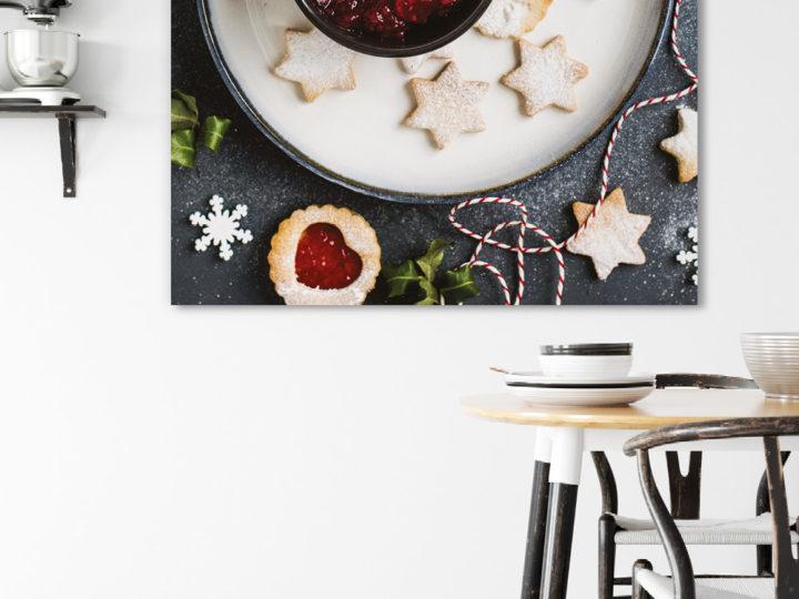 Besondere Weihnachtsdeko mit besinnlicher Raumakustik