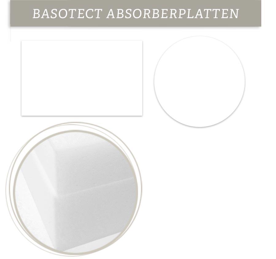Absorberplatten kaufen aus Basotect